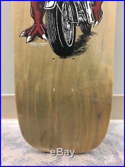 Vintage NOS Powell Peralta Steve Caballero Motorcycle Dragon skateboard deck