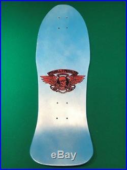 Vintage NOS Powell Peralta Steve Caballero Skateboard Deck Dragon Bats SIGNED