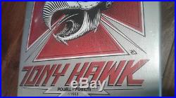 Vintage NOS Powell Peralta Tony Hawk skateboard deck New in shrink