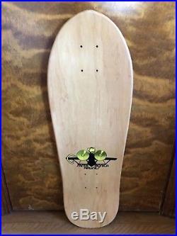 Vintage NOS SMA Natas Kaupas Black Panther Skateboard Deck 80s SC OG