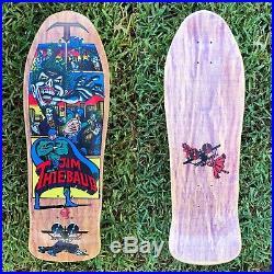Vintage NOS Skateboard Jim Thiebaud Joker SMA Santa Cruz Natas Rare