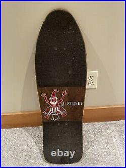 Vintage OG 1988 Danny Way giant H-Street Skateboard Deck Tony Hawk Powell