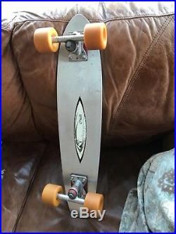 Vintage ONeill Slalom Skateboard- Sims Kryptonics Hobie Lotus G&S
