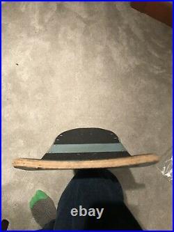 Vintage, Original 1980s Santa Cruz Rob Roskopp 4 IV Deck Powell Peralta Grosso
