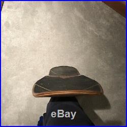 Vintage Original Blockhead Skateboard Deck Omar Hassan Santa Cruz Powell 1990s