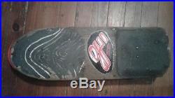 Vintage Original Powell Peralta Tony Hawk Complete Skateboard Black