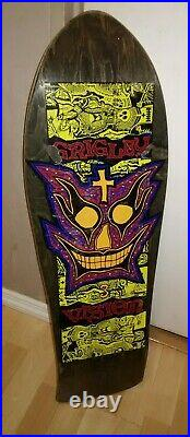 Vintage Original Vision John Grigley Mask 3 Powell Vision Santa Cruz