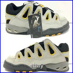 Vintage Osiris D-3 2000 Dave Mayhew Size 7 Skateboard Shoes ES DC Shortys D3 NEW
