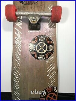 Vintage Powell Peralta 80s Skateboard Excellent Condition Tony Hawk