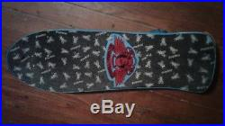 Vintage Powell Peralta Lance Mountain Complete Skateboard with Trackers & G-Bones