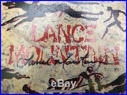 Vintage Powell Peralta Lance Mountain Future Primitive Skateboard