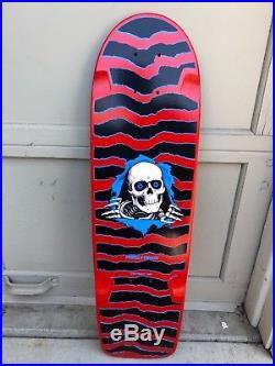 Vintage Powell Peralta Mini Ripper Skateboard Deck NOS Mint 80s OG Rare