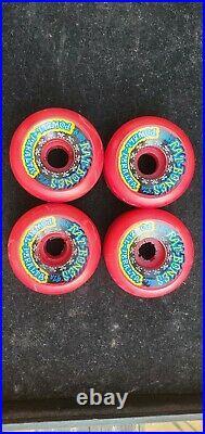Vintage Powell Peralta O. G. Rat Bones Skateboard Wheels Not Vision Santa Cruz Oj
