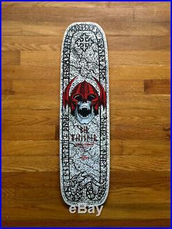Vintage Powell Peralta Per Welinder Freestyle Skateboard Deck NOS Original 80's