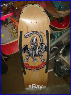 Vintage Powell Peralta STEVE CABALLERO Skateboard NOS Rare nat mechanical Dragon
