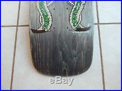 Vintage Powell Peralta Steve Caballero Mask skateboard deck NEW Never used