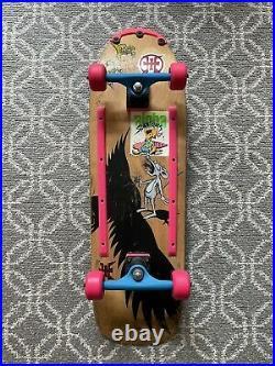 Vintage Powell Peralta Tony Hawk OG Original Powell Peralta Skateboard