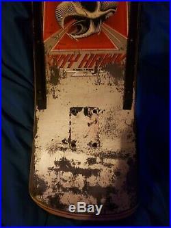 Vintage Powell Peralta Tony Hawk Skateboard mini xt bonite