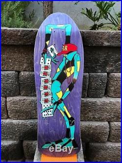 Vintage Powell Peralta nos Ray Barbee skateboard sma blind santa cruz sims world