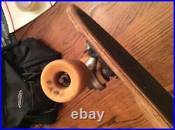 Vintage Rare Dogtown Skateboard 1978 Jim Muir, Excalibur Trucks G&S yo-yos