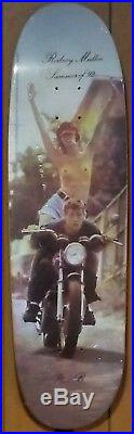 Vintage Rodney Mullen PLAN B Summer of 92 C&D World Industries Skateboard Deck