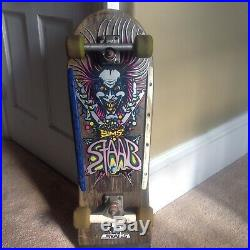 Vintage SIMS Kevin Staab complete skateboard