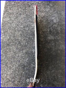 Vintage SIMS Steve Rocco Street Styler Skateboard Deck 80s OG Rare