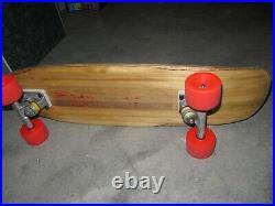 Vintage SIMS Superlight Skateboard, Independent Trucks, Kryptonics C65 Wheels