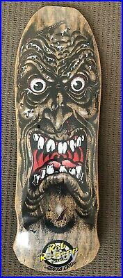 Vintage Santa Cruz Rob Roskopp Skateboard (mint in shrink)