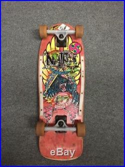 Vintage Santa Monica Airlines Natas Kaupas (panther 3) Rare Skateboard OJII