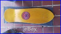 Vintage Schmitt Stix Bryce Kanights skateboard deck nos