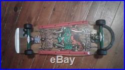 Vintage Schmitt Stix John Lucero X2 complete skateboard Excellent condition