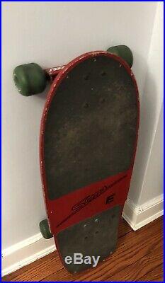 Vintage Sims Dave Andrecht Skateboard