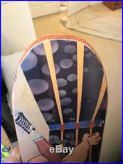 Vintage Skateboard 101 Gabriel Rodriguez Blind World Powell Sma Alva Natas Santa
