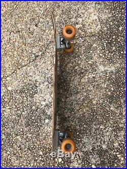 Vintage Skateboard Caster Tom Wally Inouye gullwing pro IV trucks 1978