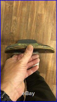 Vintage Skateboard Deck, 1990 World industries Steve Rocco 3