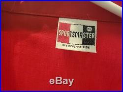 Vintage Skateboard Jacket NOS Powell Peralta Un Vato Mens XL Red 80s Old School