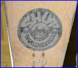Vintage Skateboard SHUT Assult Shark NYC Zoo York 1989 Not Reissue OG USA Rare