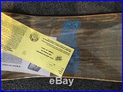 Vintage Skateboard Santa Cruz Eric Dressen NOS
