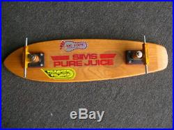 Vintage Skateboard- Sims- ACS- 1970's. RARE