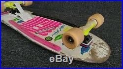 Vintage Skateboard Sims Steve Rocco Pro Streetstyler 1985 USED