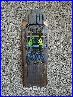Vintage Skateboard deck Schmitt Stix John Lucero x1