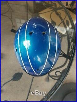 Vintage The Original AKA FlyAway Skateboard Helmet