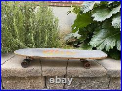Vintage Tony Alva Skateboard Jay Zephyr Z Boys Santa Cruz Sims Dogtown