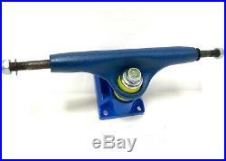 Vintage Tracker Sixtrack Ultralight BLUE 9 Skateboard Trucks NEW Powell Peralta