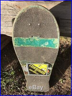 Vintage Vision Mark Gonzales Skateboard