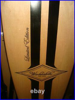 Vintage Winterstick Longboard Skate Board Deck Rare Snowboard Brand