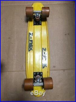 Vintage Z-Flex Skateboard