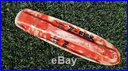Vintage Z-Flex Team Multicolor Jay Adams Skateboard Deck Z-Boyz Dogtown