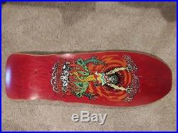Vintage alva skateboard Craig Johnson